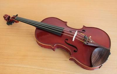 提高小提琴声音响度的探讨