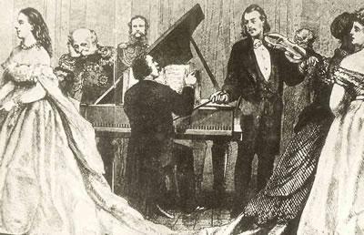 法比小提琴学派对其他学派的影响