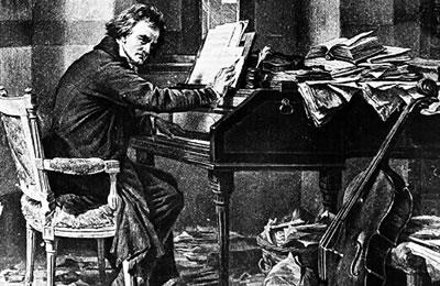 贝多芬 C小调第七小提琴奏鸣曲