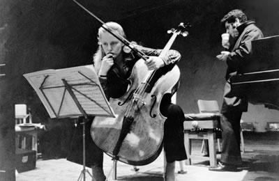 杜普蕾与大提琴之恋