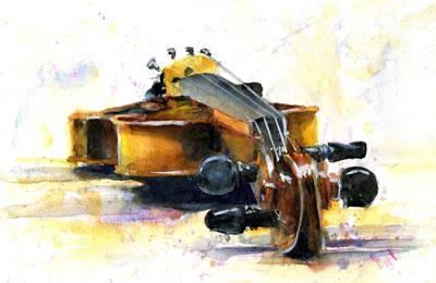 法国提琴制作发展史