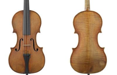 斯特拉迪瓦里 1707『Dushkin』小提琴