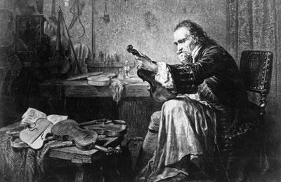 斯特拉迪瓦里制琴生涯的四个时期