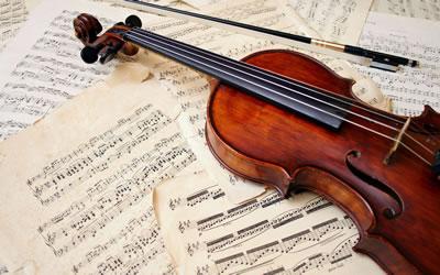 对小提琴作品艺术风格的探讨
