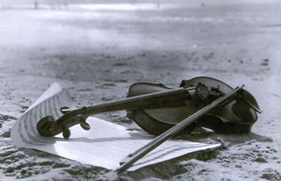 唱片里的乐器-那些知名的小提琴
