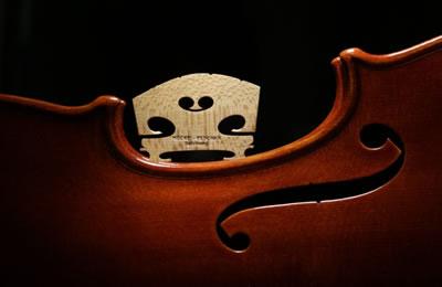 小提琴琴马与音色