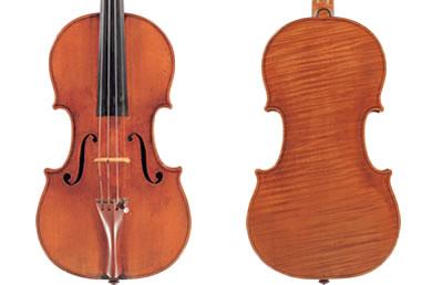 斯特拉迪瓦里 1709『Marie Hall, Viotti』小提琴