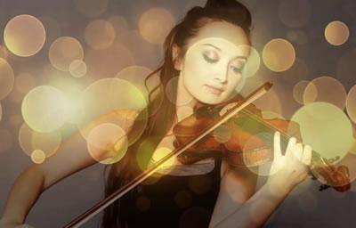 小提琴梦幻曲