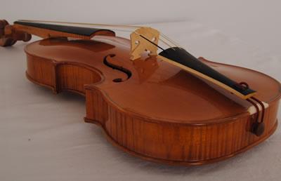 巴洛克小提琴与现代小提琴区别
