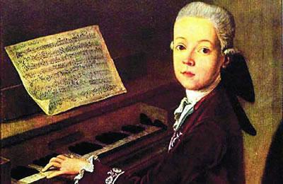 1775年是莫扎特的『小提琴协奏曲之年』