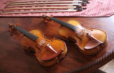 现代技术在提琴制作研究中的应用