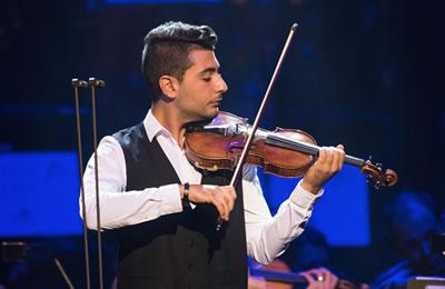 叙利亚难民使用斯特拉迪瓦里名琴登上伦敦舞台