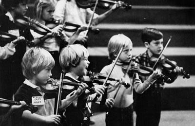 小提琴集体课的利弊分析