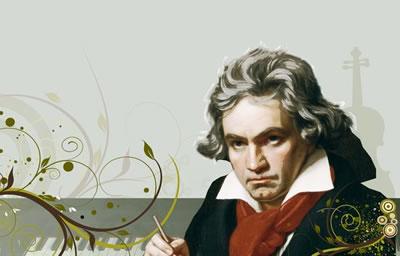 贝多芬与小提琴