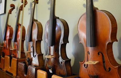 什么样的小提琴算是好琴?