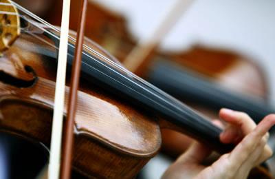 谈谈小提琴揉弦(上)
