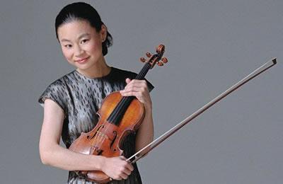 被誉为琴坛天后的日本小提琴-美岛莉