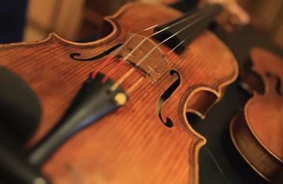 制作材料对小提琴音质的影响