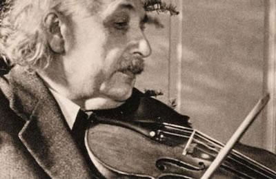 爱因斯坦使用的过的小提琴将在美国拍卖