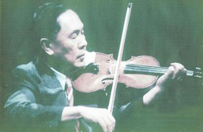 中国小提琴音乐创作的高峰
