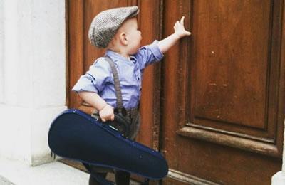 学小提琴的最佳年龄和条件