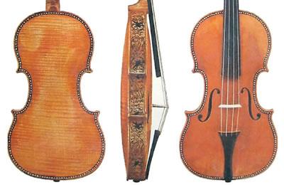 """意大利提琴""""奥秘""""说"""