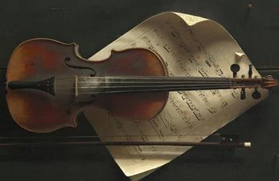 20世纪主要小提琴演奏与教学文献
