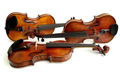 试论小提琴的音色