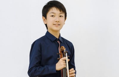 华裔音乐神童李映衡 小提琴天才的明星之路