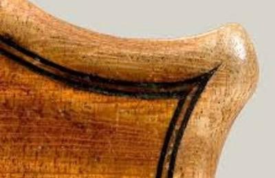 提琴镶线的艺术