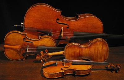 中国优秀的提琴制作大师们