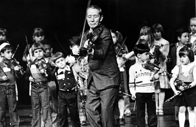 铃木小提琴教学法创始人 铃木镇一