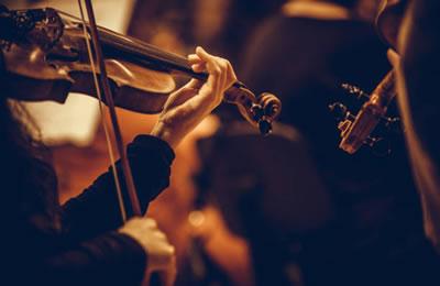 小提琴运弓弓段的使用