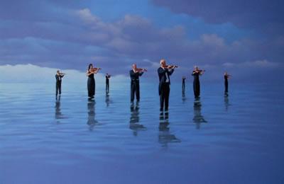 录音年代最伟大的二十位小提琴家