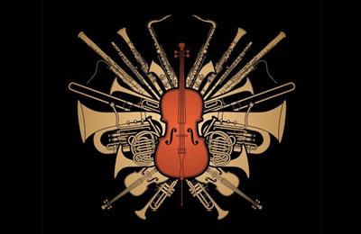 小提琴发音系统的构成